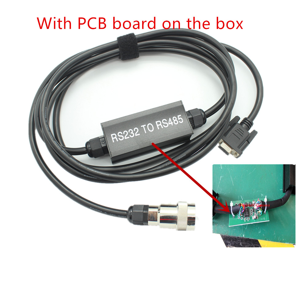 A1  MB Star C3 Car Diagnosis Cable RS232 to RS485 Cable use for C3 Diagnosis Multiplexer Diagnostic Tool With pcb board