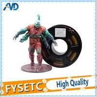 For 3D Printer Exturder /3d Pen 1.75mm 1KG PLA Filament 1.75 pla/abs Filament Splendid Color Printing Materials