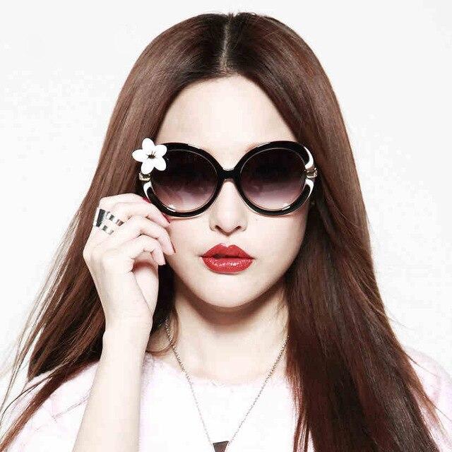 Vazrobe Flor Mulheres Óculos De Sol Da Praia do Verão Das Senhoras Óculos  De Sol para 0ed92a83d5