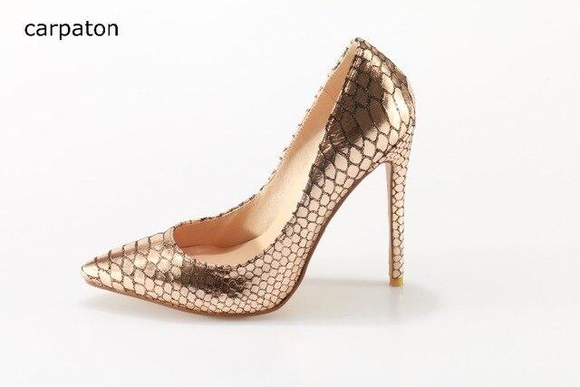 d47c088d7f71 Chaussures à talon aiguille à bout pointu Sexy femme VcWEzprF ...