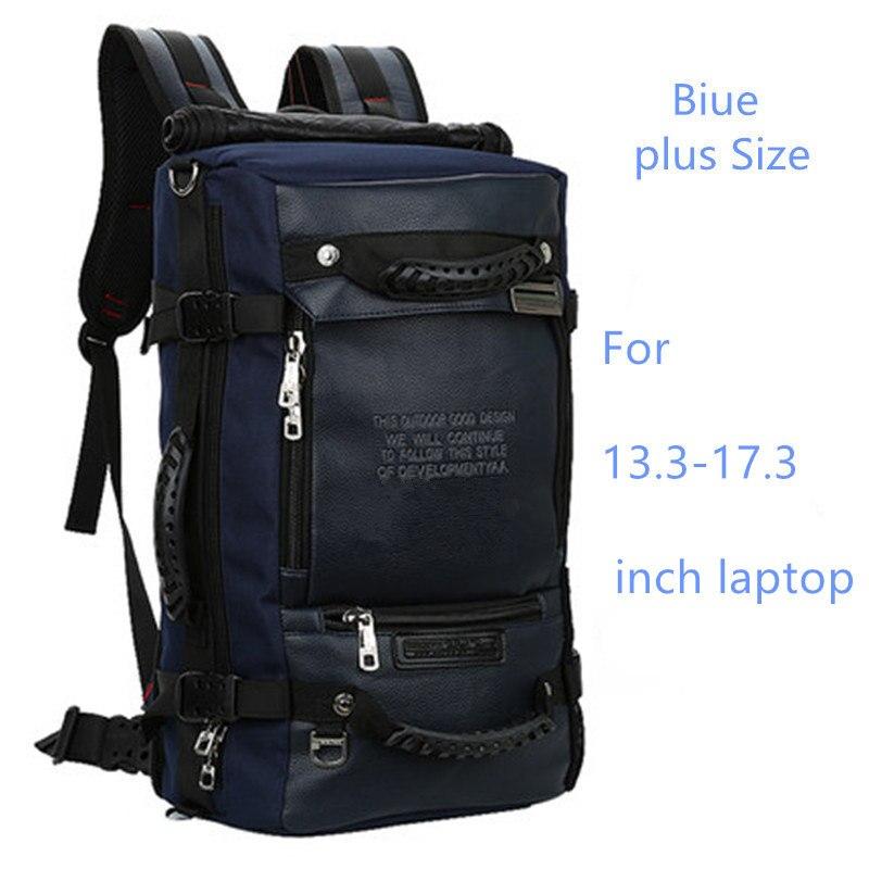 Nešiojamojo kompiuterio kuprinė 17 18 colių nešiojamojo - Nešiojamų kompiuterių priedai - Nuotrauka 3