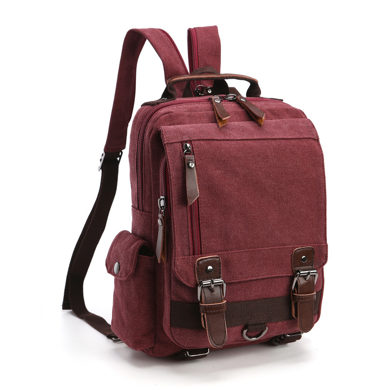 Bokinslon Womens Small Backpacks Nylon Solid Color Ladies Bag Fashion  Popular Women Backpack Designers Brand-in Backpacks from Luggage   Bags on  ... 854ab8575c386
