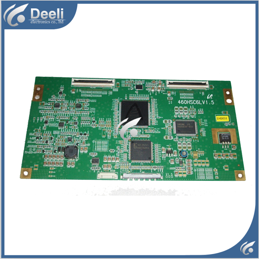 Working good 95% new original for Logic board KLV-46X200A KDL-46XBR2 460HSC6LV1.5 T-CON board  цена и фото