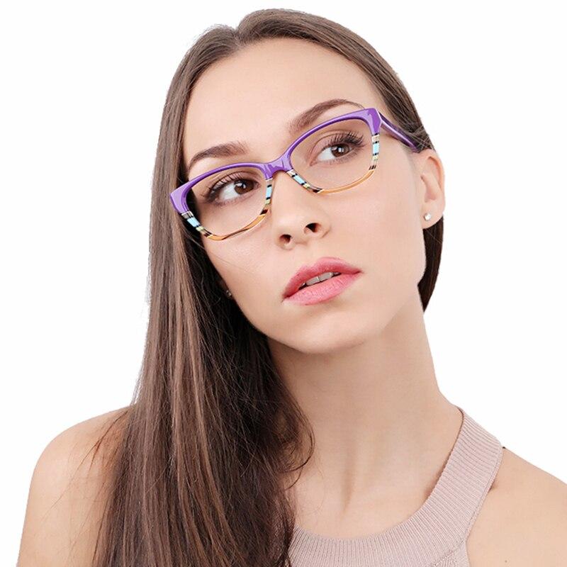 Kirka Glasses Frame Әйелдер Оптикалық Шыны - Киімге арналған аксессуарлар - фото 2
