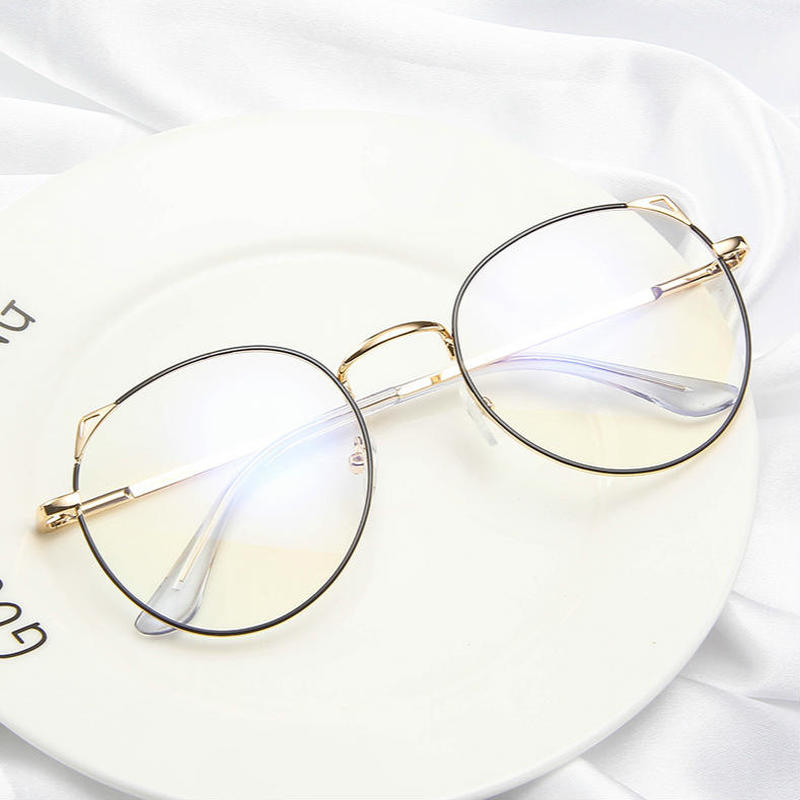 2019 NEW Cute Style Eyeglasses Frames Women's Transparent/Fake/Computer Glasses Anti Radiation/Blue Ray Eye Glasses For Girls