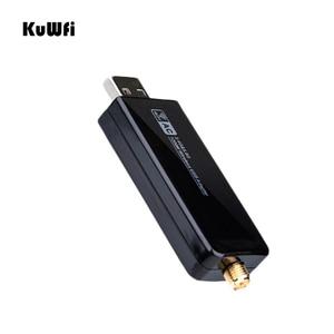 Image 4 - 802.11AC 1200Mbps USB אלחוטי רשת כרטיס 2.4G/5G Dual Band USB Wifi מתאם USB3.0 ממשק עם 2dBi אנטנת Wifi מקלט