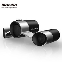 Check Price Bluedio US Wireless Home Audio Speaker System /Patented Three Drivers Bluetooth speakers with Mic& Deep Bass 3D Sound Effect