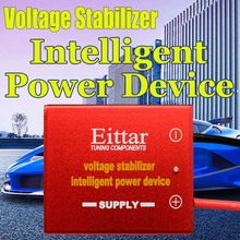 Car Voltage stabilizer Intelligent Power Device Minus Electricity Performance Enhancement Device Negative Electrode Strengthenin все цены