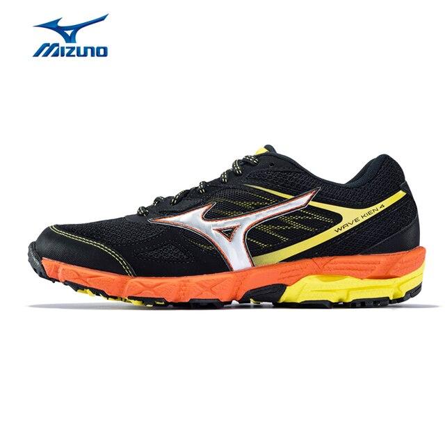 MIZUNO Men WAVE KIEN 4 Jogging Running Schuhes ... Cushion Wearable Cross ... Schuhes 564e6b