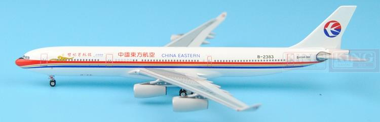 Aeroclassics Chinese Eastern Airlines A340-300 B-2383 flight No. 1:400 Century commercial jetliners plane model hobby sale phoenix 11221 china southern airlines skyteam china b777 300er no 1 400 commercial jetliners plane model hobby
