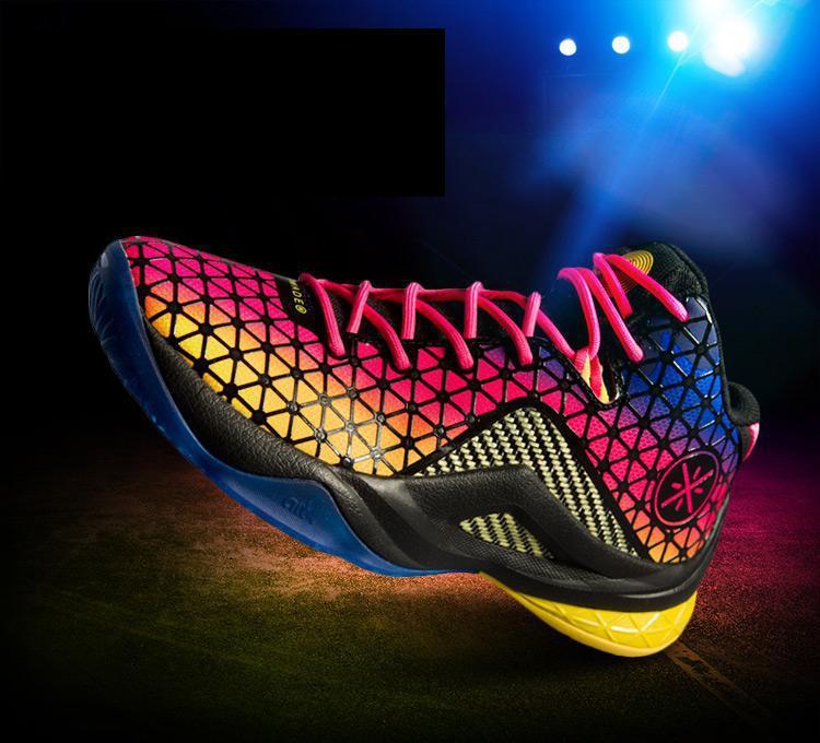 ожерелье lai is still abx2352 Wade's Team Is Still Basketball Shoes, Men's Shock Resistance, Wear-resistant, High Shoes