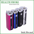 2015 Newest Original Eleaf iStick 30w mod 30W kit with melo or GCT full kit Ismoka iStiic Variable Wattage With OLED Screen