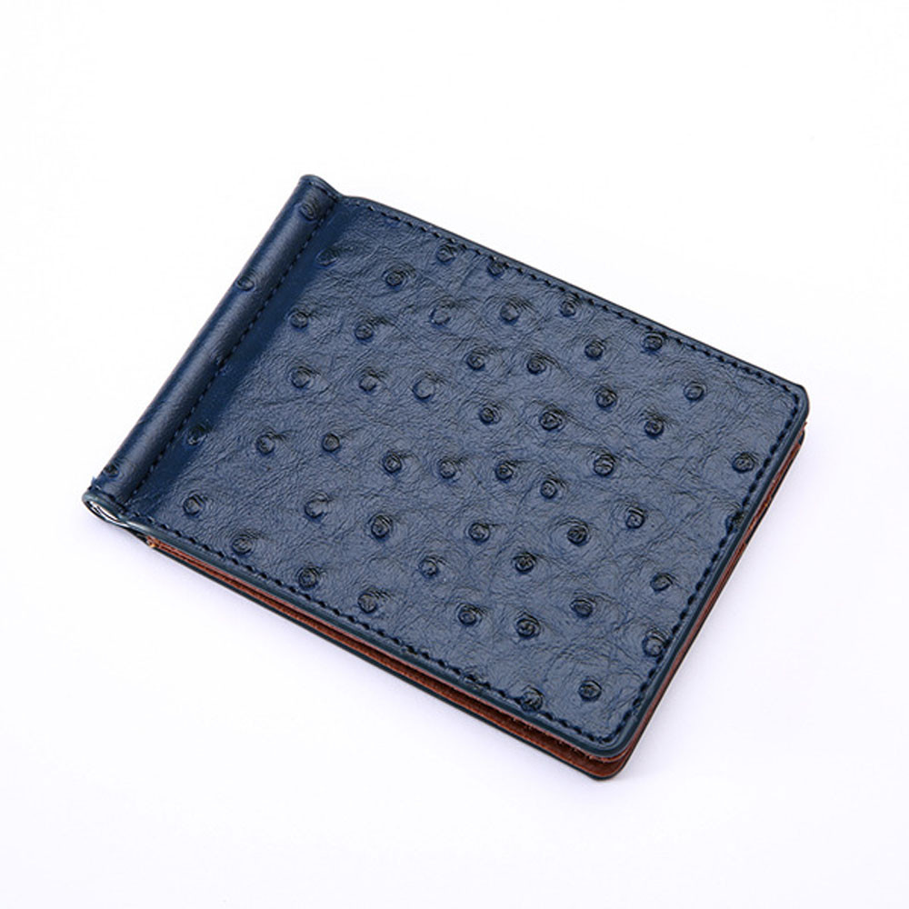 Men Leather Wallet Business ID Credit Card Holder Coin Purse Paper Birds Pattern Pockets FLAMA Brand High Quality porte monnaie brand high quality business genuine leather men wallet credit card holder black real leather vertical purse with coin pocket 50