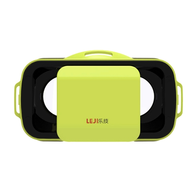 "VR BOX 3.0 LEJI Mini Virtual Reality 3D Google cardboard Glasses for Movies Games 4.5 - 5.5"" smart Phones for samsung s6 s7"