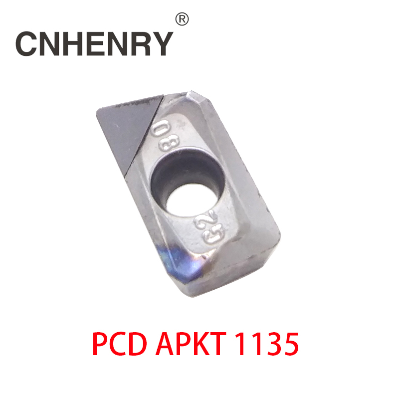 Free Shipping 2PCS APKT 1135 PCD Inserts , CNC PCD Inserts Suitable For Lathe Tools For Turning free shipping heavy gauge 16oz can crusher with bottle opener kitchen tools also suitable for 12oz