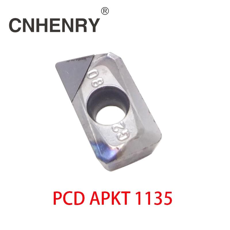 2pcs VNMG160404 PCD Used for Aluminum Diamond Turning Insert CNC Lathe turning