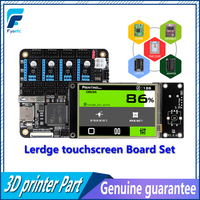 3D Printer Board Thermistor ARM 32Bit Lerdge Controller Motherboard With 3 5 TFT Touch Screen And