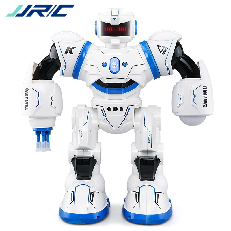 JJR/C JJRC R3 CADY WILL Sensor Control Intelligent Combat Dancing Gesture RC Robot Toys for Kids Christmas Gift Present VS R1 R2 jjrc r1 dancing gesture control rc robot usb charging blue pink intelligent action figure robot toys for children birthday gift