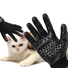 Hellomoon Black Upgraded Version of Pet Gloves Two Sets Left and Right Hands