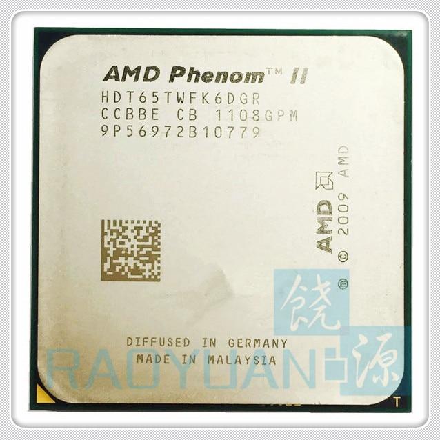 AMD Phenom X6 1065T X6-1065T 2.9GHz Six-Core CPU Processor HDT65TWFK6DGR 95W Socket AM3 938pin