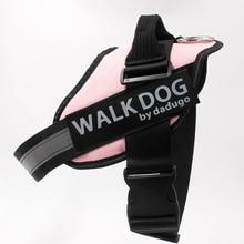 Dadugo жгут для собак светоотражающий Регулируемый жгут для собак xs/s/m/l/xl/xxl Размер 6 цветов Прямая доставка