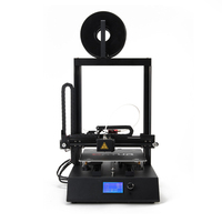 Ortur4 Fast Assembly 3d Printer with High Speed Super Hotbed Filament Detector and Break resuming Capability Metal Frame Printer