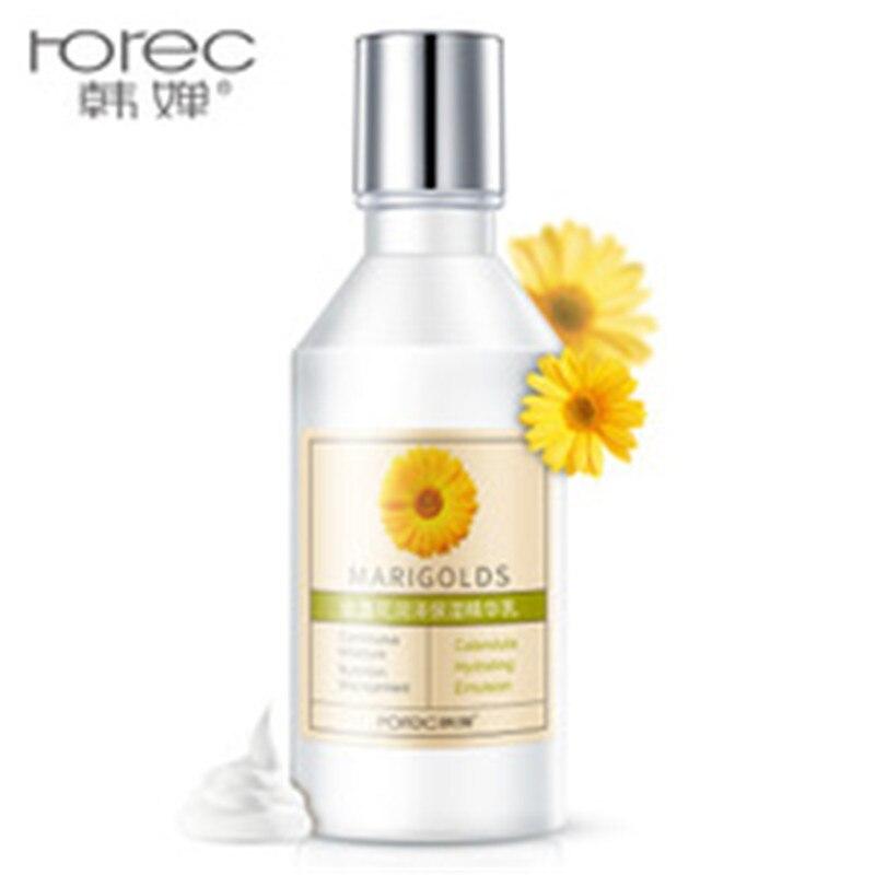 2018 Horec Calendula Nourishing Moisturizing Lotion Botanical Soothing Essence Milk Rejuvenating Milk face skin care