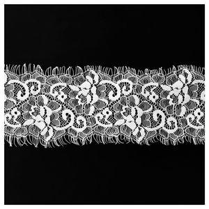 3 метра белого/черного нижнего белья, кружевная лента для ресниц, ширина 9 см, женская модель «сделай сам», кружевная отделка, Африканское кру...