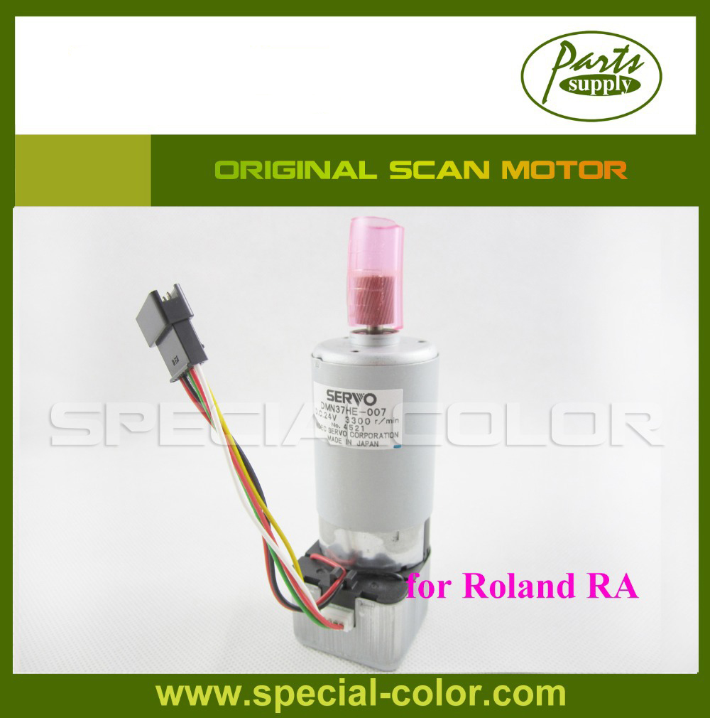 New Original Scan Motor For Roland RA640 ,Roland RE640 DX7 Printer Scan Motor feed motor board for roland rs 640