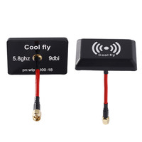 High Quality 5 8G FPV SMA J Connector Panel Antenna For Hubsan H501S H502S Quadcopter RC