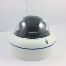 CCTV camera Metal Dome Housing Cover,Vandal-proof Dome camera housing
