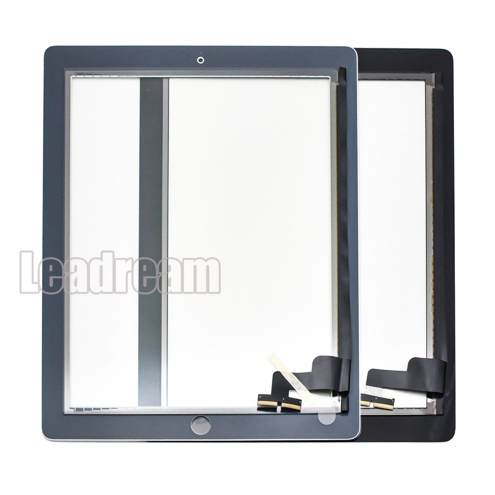 White Screen Glass Digitizer replacement for iPad 2 A1395 A1397 A1396 with tools
