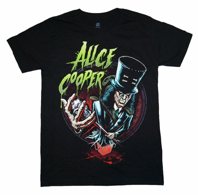 Aliexpress.com : Buy ALICE COOPER North America T Shirt cheap t ...