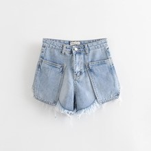 2019 Women Streetwear Tassel Hem Denim Shorts Summer Vintage Loose Casual Sexy High Waist Short Jeans