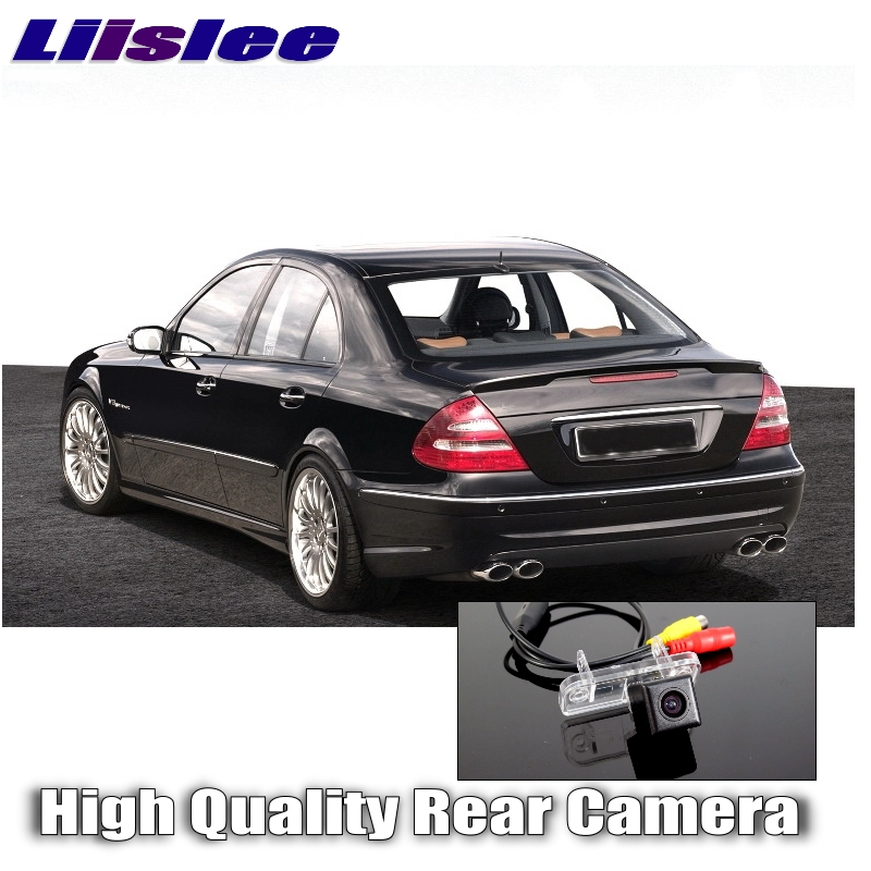 все цены на Liislee Car Camera For Mercedes Benz C Class MB W203 2001~2007 High Quality Rear View Back Up Camera For Friends Use | CCD + RCA онлайн