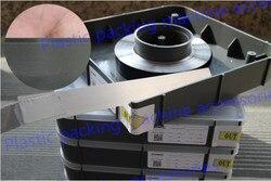 Tinta raspador de velocidad impresora de tinta raspador de tinta de impresión de huecograbado de raspador de un rollo de 100 M cuchillas en bobinas 30*0,15mm