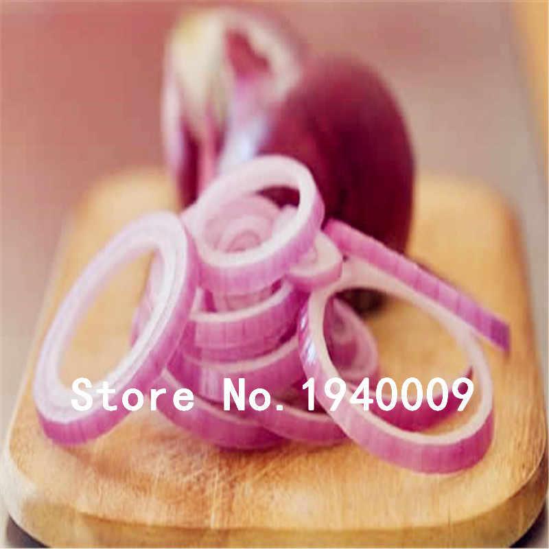 ホット販売! 100 ピース新鮮な紫タマネギ盆栽おかしい野菜植物 95% 高発芽盆栽クライミング野菜家庭菜園