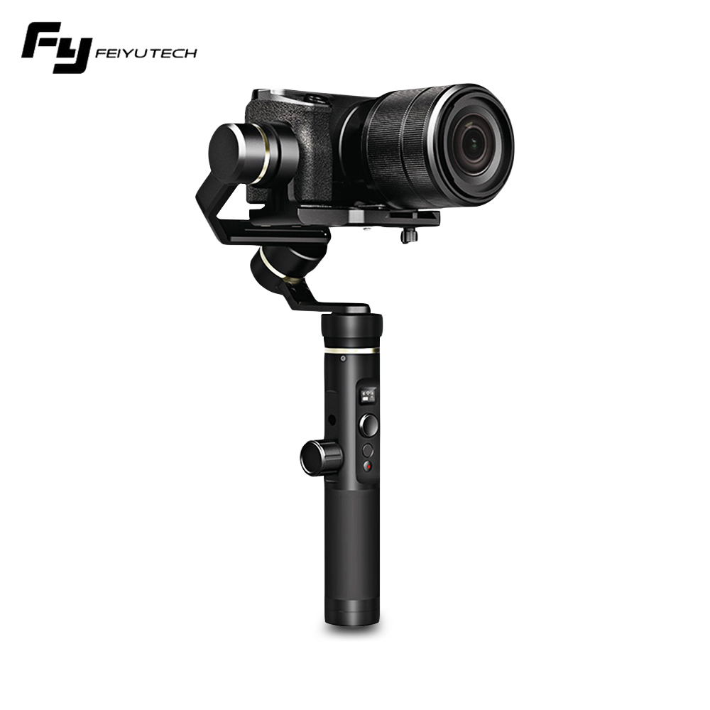 FY FEIYUTECH G6 Plus 3-Axis Stabilized Handheld Gimbal Remote Control Toys