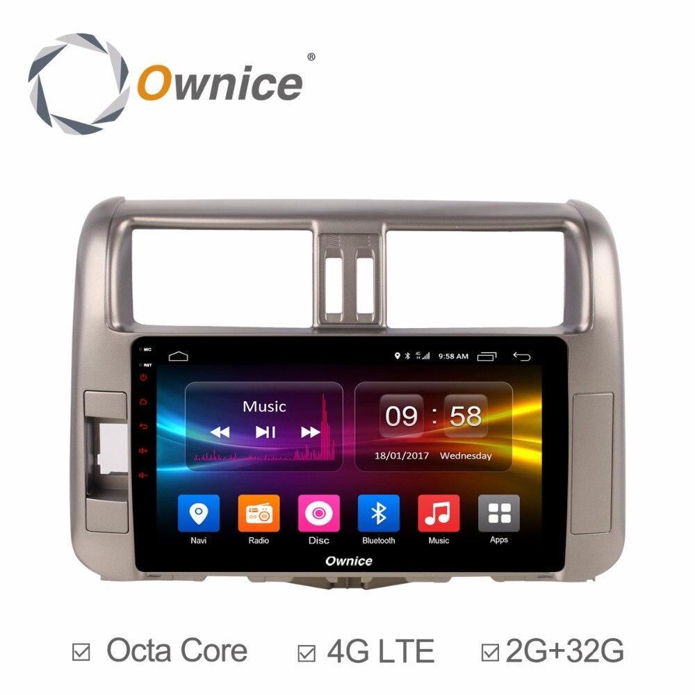 Для Toyota Prado 2010 2011 2012 2013 автомобиля Android объединить DVD Радио Видео мультимедийный плеер gps навигации стерео аудио PC DAB +