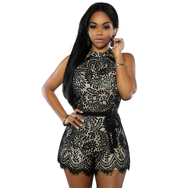 Aliexpress.com : Buy 2016 Casual Rompers Womens Jumpsuit Shorts ...