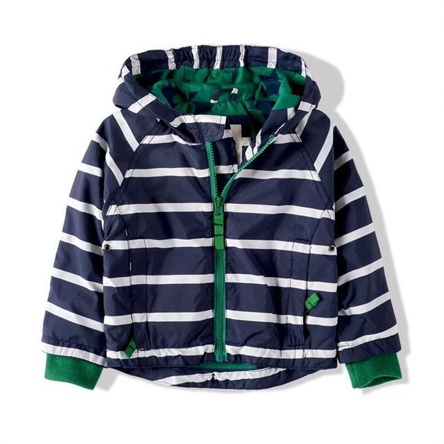 Children Baby Boy Jacket Coat Clothes Jackets For Boys 2017 Spring Windbreaker Enfant Kids Coats manteau garcon casaco menina