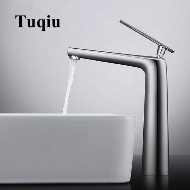 Basin Faucet Chrome Basin Mixer Brass Crane Bathroom Faucets Hot and Cold Water Mixer Tap Contemporary Mixer Tap torneira bathroom basin faucets modern chrome finished bathroom faucet single hole cold and hot water tap basin faucet mixer taps