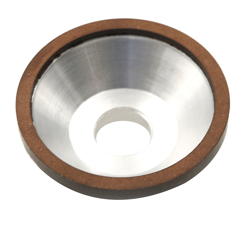75mm Diamond Grinding Wheel Cup 180 Grit Tool Cutter Grinder For Carbide