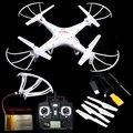 Syma X5C Nova Versão (versão de Atualização Syma x5c) 1 2.4 GHz Câmera Quadcopter Drones com Câmera de 2MP HD transmissor