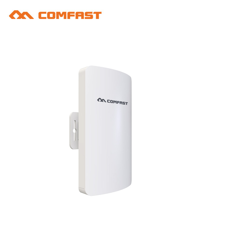 4pcs COMFAST outdoor wireless cpe 300Mbps wifi extender repeater CF-E110N network bridge for remote wifi signal transmission