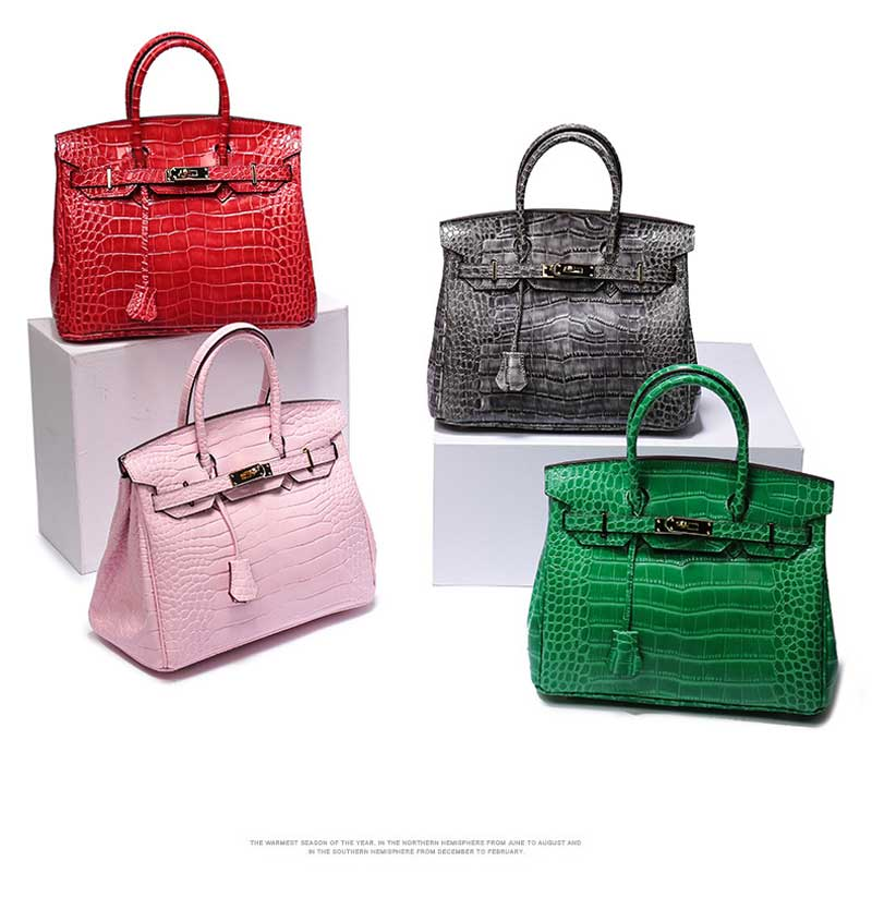 Genuine Leather Handbags Gift (8)