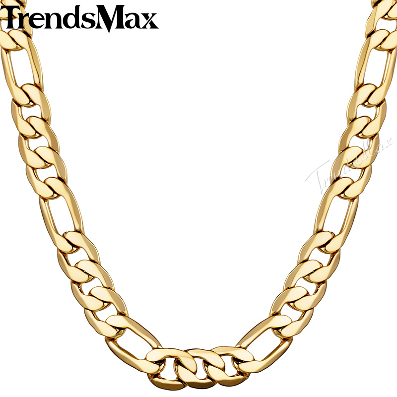 Trendsmax Men's Necklace Womens