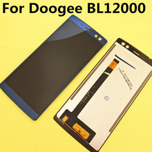 6.0 inch 18:9 For Doogee BL12000 Pro LCD Display And Touch Screen+Tools Replacement parts