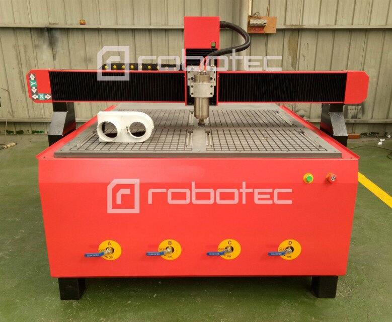 1218 chine bois CNC routeur/CNC sculpture machine pour bois 1200*1800mm
