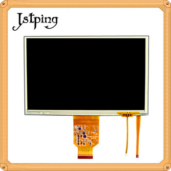 Jstping 7 inch a-Si TFT 40pins 800*480 LCD screen for LMS700KF01 LMS700KF07 lcds Internal screen display panel replacement